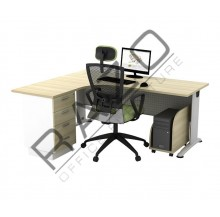 Executive Table Set | Office Furniture BL1815 4D