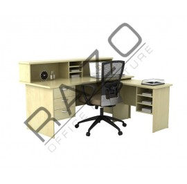 Reception Table | Reception Counter Set -EXT157S