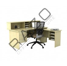 Reception Table | Reception Counter Set -EXT187S