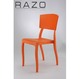 Designer Chair | Cafeteria Chair | Plastic Chair | Dining Chair | Restaurant Chair | Bar Chair -1006