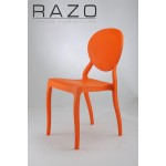 Designer Chair | Cafeteria Chair | Plastic Chair | Dining Chair | Restaurant Chair | Bar Chair -1007