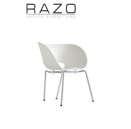 Designer Chair | Cafeteria Chair | Plastic Chair | Dining Chair | Restaurant Chair | Bar Chair -1008