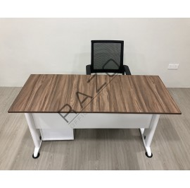 Office Table SET | Writing Table 5' x 2' DTS1560T1