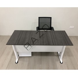 Office Table SET | Writing Table 5' x 2' DTS1560T2