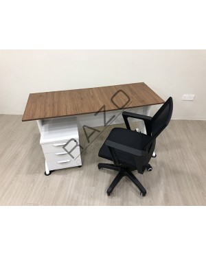 Office Table SET | Writing Table 5' x 2' DTS1560T5