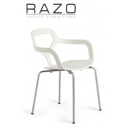 Designer Chair | Cafeteria Chair | Plastic Chair | Dining Chair | Restaurant Chair | Bar Chair -1011