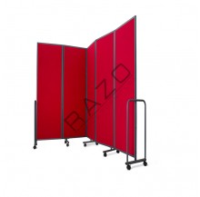 Mobile Fold 5 Panels LP5 Length of 3100 mm