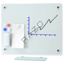 Magnetic Glass Board MGB69-1224