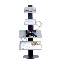 Q Magazine Rack QMR (3 Options Available)