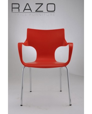 Designer Chair | Cafeteria Chair | Plastic Chair | Dining Chair | Restaurant Chair | Bar Chair -1013