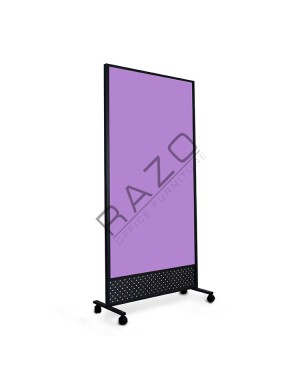 Mobile Panels w/ Perforated Botom Panel MP45 [1240 mm (L) x 1800 mm (H)]