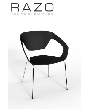 Designer Chair | Cafeteria Chair | Plastic Chair | Dining Chair | Restaurant Chair | Bar Chair -1014