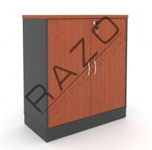Swinging Door Low Cabinet | Office Bookcase | Office Filing Cabinet  -GD880BC