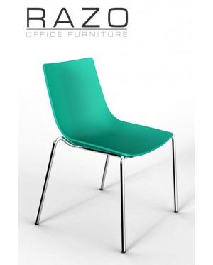 Designer Chair | Cafeteria Chair | Plastic Chair | Dining Chair | Restaurant Chair | Bar Chair -1016