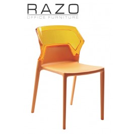 Designer Chair | Cafeteria Chair | Plastic Chair | Dining Chair | Restaurant Chair | Bar Chair -2004