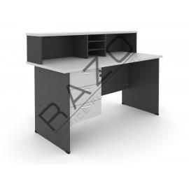 Reception Table | Reception Counter Set - GT127GH3-GC120G