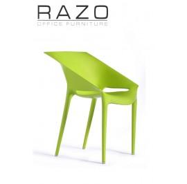 Designer Chair | Cafeteria Chair | Plastic Chair | Dining Chair | Restaurant Chair | Bar Chair -3001