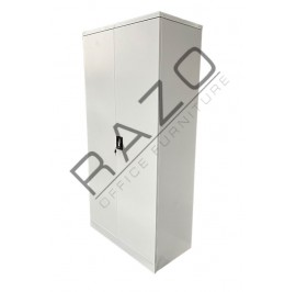 Executive Full Height Swinging Door Steel Cupboard | Steel Furniture - LXR33B