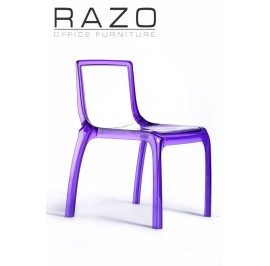 Designer Chair | Cafeteria Chair | Plastic Chair | Dining Chair | Restaurant Chair | Bar Chair -3002
