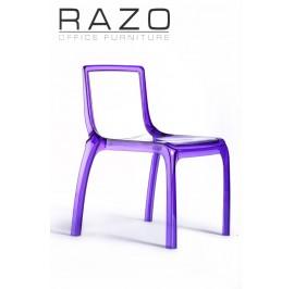 Designer Chair | Cafeteria Chair | Plastic Chair | Dining Chair | Restaurant Chair | Bar Chair -3002