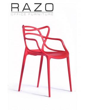 Designer Chair | Cafeteria Chair | Plastic Chair | Dining Chair | Restaurant Chair | Bar Chair -3003