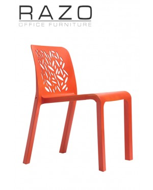 Designer Chair | Cafeteria Chair | Plastic Chair | Dining Chair | Restaurant Chair | Bar Chair -3007