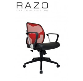 Mesh Chair | Medium Back Chair | Netting Chair | Office Chair -NT-03