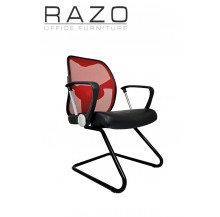 Mesh Chair | Visitor Chair | Netting Chair | Office Chair -NT-03V