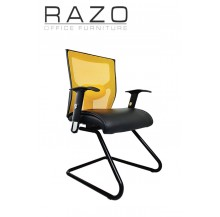 Mesh Chair | Visitor Chair | Netting Chair | Office Chair -NT-04V
