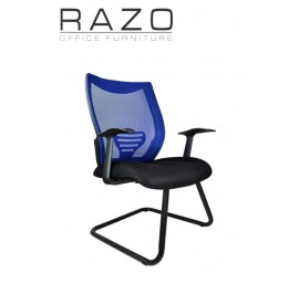 Mesh Chair | Visitor Chair | Netting Chair | Office Chair -NT-06V