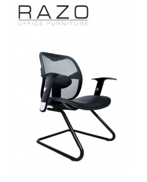 Mesh Chair | Visitor Chair | Netting Chair | Office Chair -NT-08V
