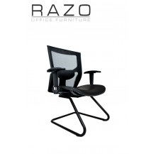 Mesh Chair | Visitor Chair | Netting Chair | Office Chair -NT-09V