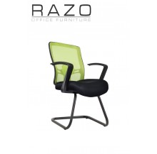 Mesh Chair | Visitor Chair | Netting Chair | Office Chair -NT-10V