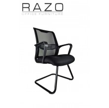 Mesh Chair | Visitor Chair | Netting Chair | Office Chair -NT-14V