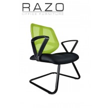 Mesh Chair | Visitor Chair | Netting Chair | Office Chair -NT-16V