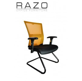Mesh Chair | VIsitor Chair | Netting Chair | Office Chair -NT-20V