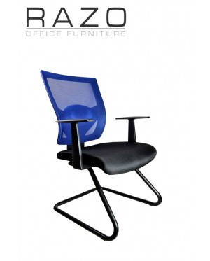 Mesh Chair | Visitor Chair | Netting Chair | Office Chair -NT-21V