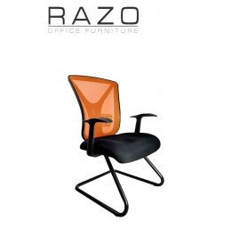 Mesh Chair | VIsitor Chair | Netting Chair | Office Chair -NT-22V
