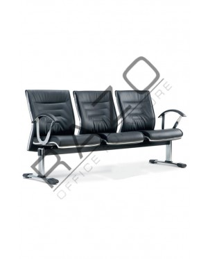 Triple Seater Link Chair-E758-3