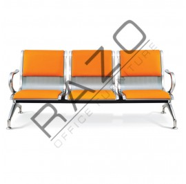 3-Seater Link Chair -E916
