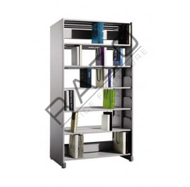 Library Shelving   Steel Furniture -GY607