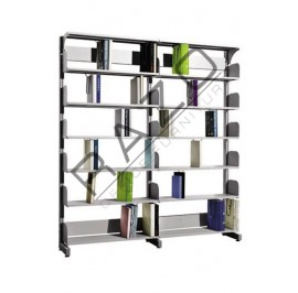 Library Shelving   Steel Furniture -GY621