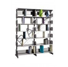Library Shelving | Steel Furniture -GY623