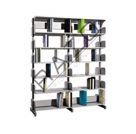 Library Shelving   Steel Furniture -GY623