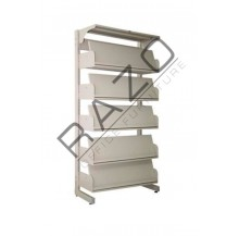 Library Shelving | Steel Furniture -GY601