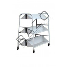 Book Trolley | Library Equipment -GY901