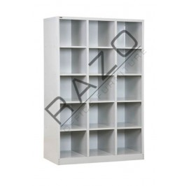Pigeon Holes Cabinet | Steel Furniture -GY405