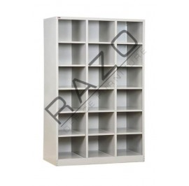 Pigeon Holes Cabinet | Steel Furniture -GY406