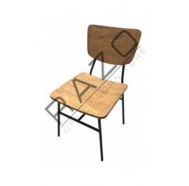 Cafeteria Chair | Restaurant Chair -SI08
