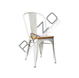 Cafeteria Chair | Restaurant Chair -SI29-Wood